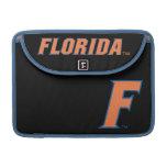 La Florida - naranja y azul Fundas Para Macbook Pro
