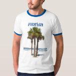 La Florida, palmeras por el agua Playera