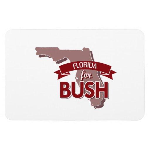 LA FLORIDA PARA BUSH - .PNG IMÁN