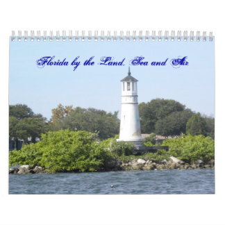 La Florida por la tierra, el mar y el aire Calendarios