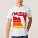 la Florida retra Playera