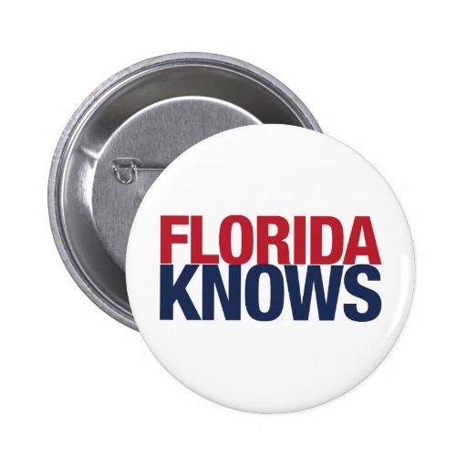 La Florida sabe Pins