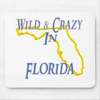 La Florida - salvaje y loca Alfombrilla De Ratón