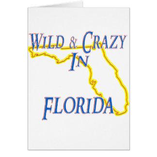 La Florida - salvaje y loca Tarjetas