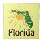 La Florida soleada Azulejos