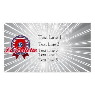 La Follette TN Business Card Templates
