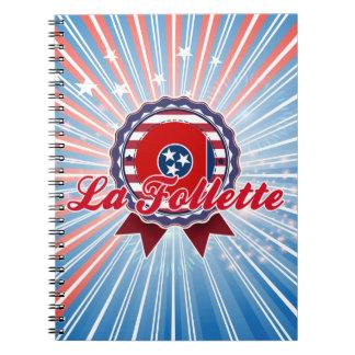 La Follette TN Note Book
