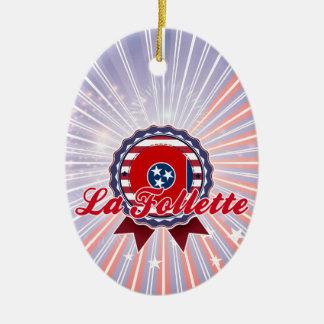 La Follette TN Ornaments