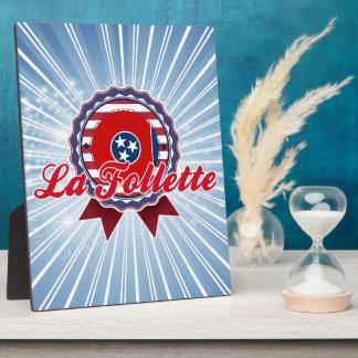La Follette TN Photo Plaque