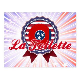 La Follette TN Post Card