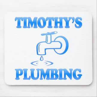 La fontanería de Timothy Tapetes De Raton