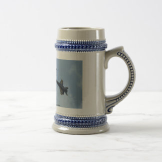 La formación del diamante de los ángeles azules tazas de café