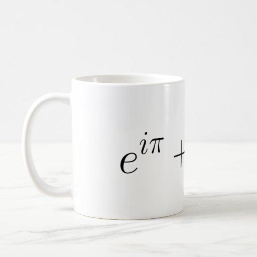 La fórmula de Euler Taza De Café