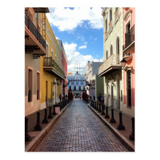 La Fortaleza, Old San Juan, Puerto Rico Postcard