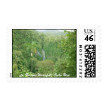 La Fortuna Waterfall, Costa Rica Stamps