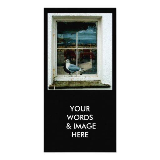 LA FOTO CARDA EL %PIPE% USTED LAS PALABRAS E IMAGE TARJETAS PERSONALES CON FOTOS