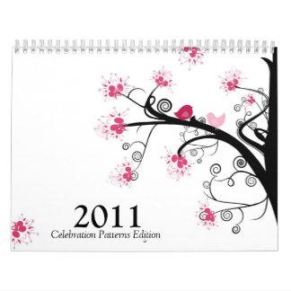 """La foto """"celebración modela el calendario de la"""