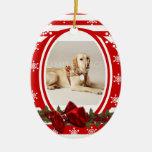 La foto conmemorativa del mascota PERSONALIZA Ornamento De Reyes Magos