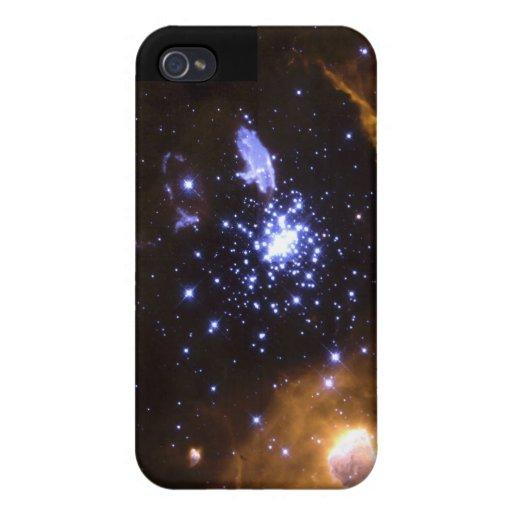 La foto de Hubble captura el ciclo vital de estrel iPhone 4/4S Carcasas