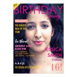 La foto de portada de revista personalizada del du comunicados