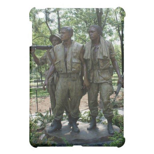 La foto de tres soldados (hombres)