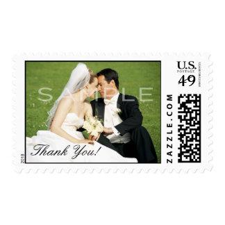 ¡La foto del boda sella - utilice su propia foto