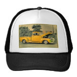 La foto del camión representa la camiseta clásica  gorra