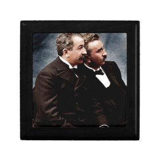 La foto del hermano de Lumière Caja De Recuerdo