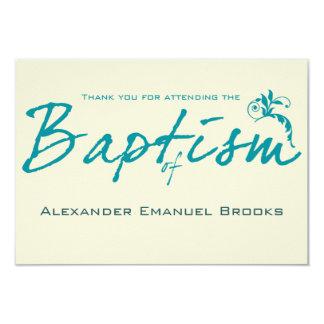 La foto elegante del bautismo del trullo le anuncios personalizados