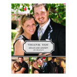 La foto elegante del boda de la etiqueta le agrade invitacion personalizada