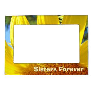 La foto magnética de las hermanas capítulo para si marcos magnéticos para fotos