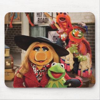 La foto más deseada 1 de los Muppets Alfombrillas De Raton