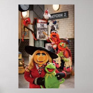 La foto más deseada 1 de los Muppets Póster