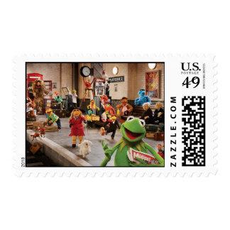 La foto más deseada 2 de los Muppets Estampillas