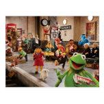 La foto más deseada 2 de los Muppets Tarjetas Postales