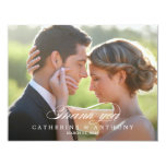 La foto pura del boda de la elegancia le agradece anuncio