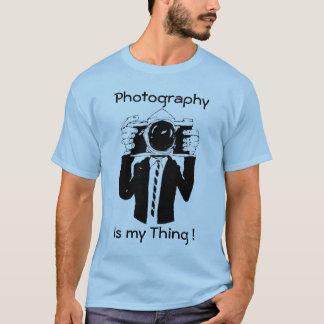 La fotografía es mi azul de la cosa playera