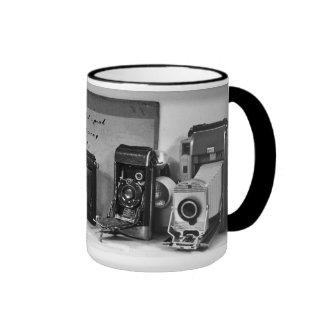 La fotografía habla la taza