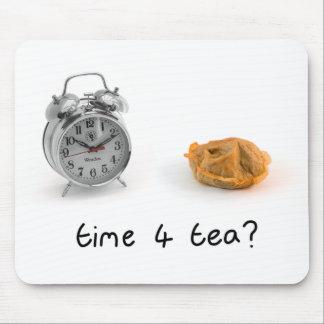 """la fotografía y """"miden el tiempo el mousepad escri"""