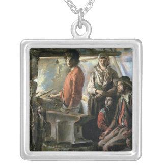 La fragua, 1640 pendiente personalizado