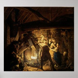 La fragua del hierro, 1772 impresiones