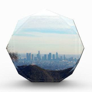 LA framed mountain Acrylic Award