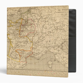 La France 1108 a 1180 Binder
