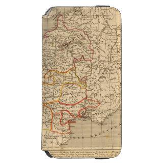 La France 1223 a 1270 iPhone 6/6s Wallet Case