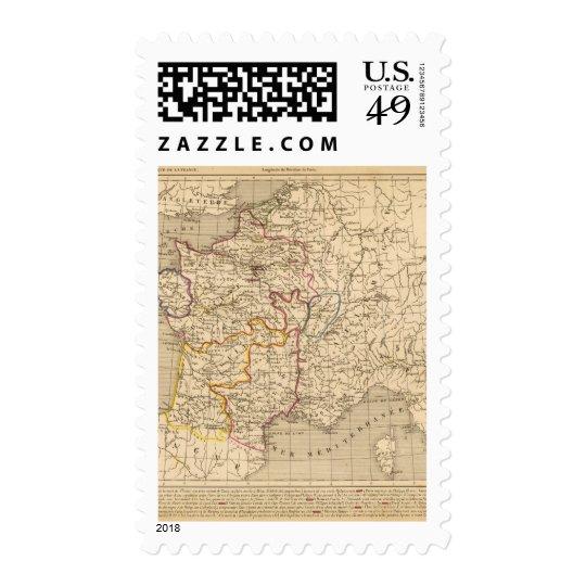 La France 1270 a 1328 Postage