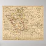 La France 1380 a 1422 Posters