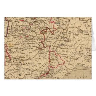 La France 1422 a 1461 Card