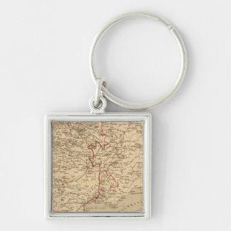 La France 1422 a 1461 Keychain