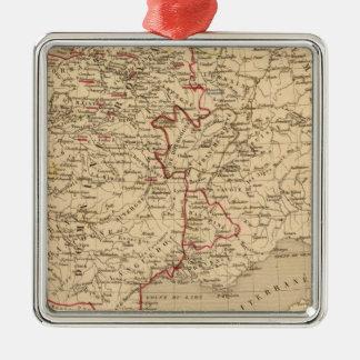 La France 1422 a 1461 Metal Ornament