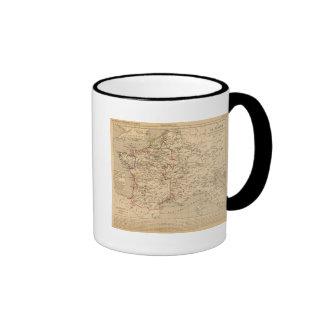 La France 1422 a 1461 Ringer Mug